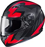 HJC CS-R3 Treague Helmet (MC-1F, Large) XF-10-0856-1131-06