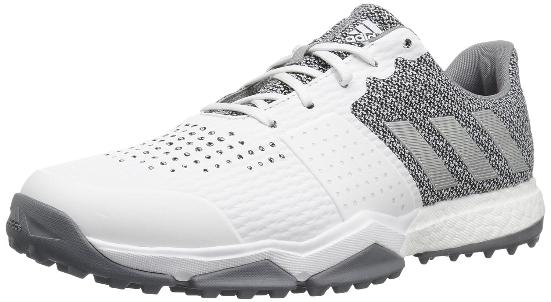 adidas メンズ adipower s boost 3 WD B071LPGWJY 14 Wide US|Ftwr White/Silver Met./Light Onix Ftwr White/Silver Met./Light Onix 14 Wide US