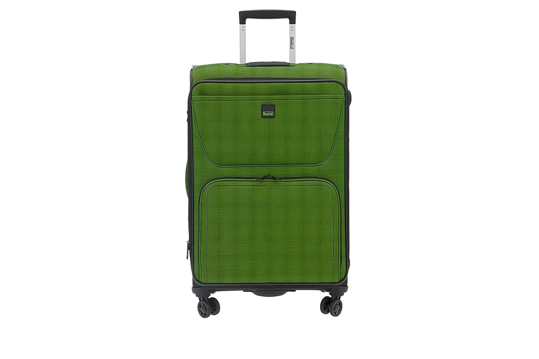 Stratic Suitcase、グリーン(緑) - 3-9904-75_gruen B01MU9WFJ7