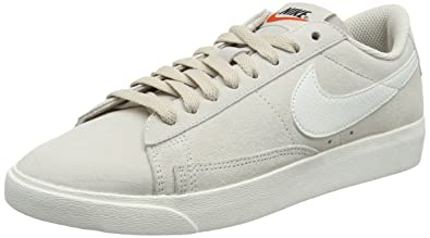 sale retailer 59cf2 70358 Nike W Blazer Low SD, Chaussures de Gymnastique Femme: Amazon.fr .