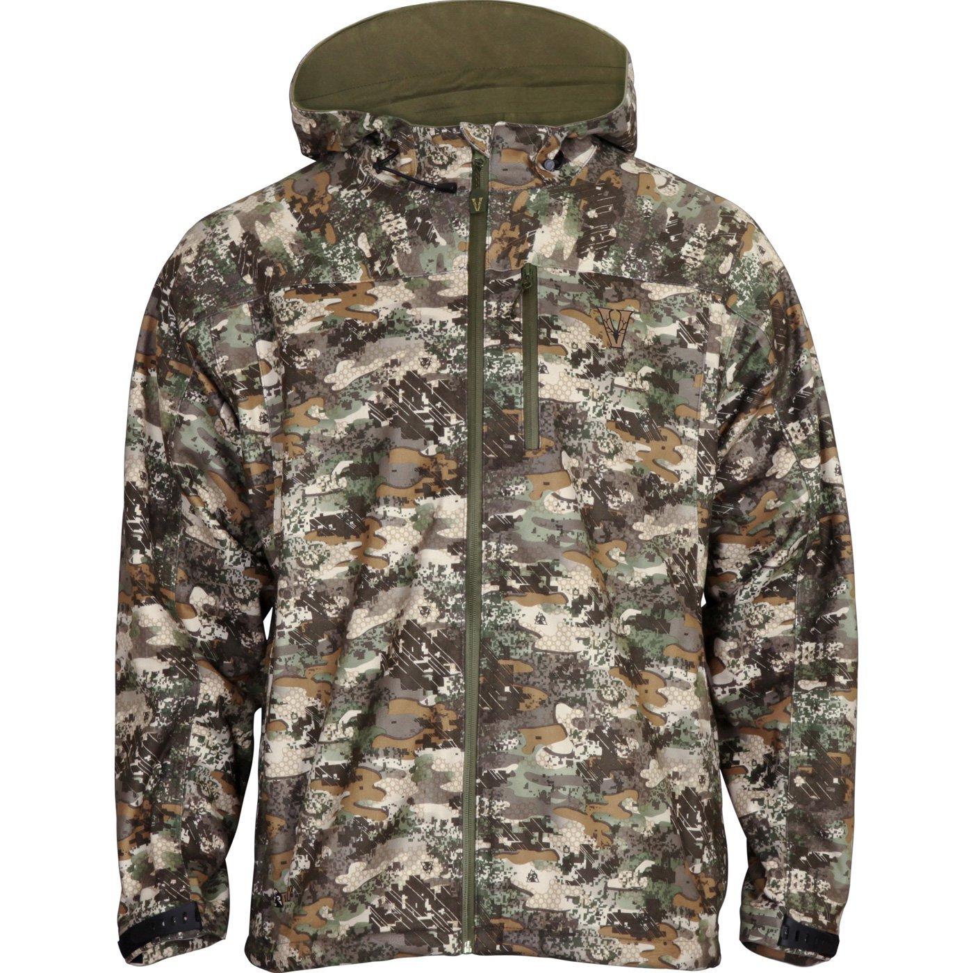 Rocky Men's Venator Waterproof 220G Insulated Jacket, Camouflage, Large
