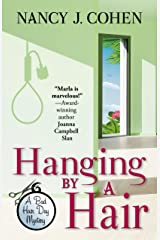 Hanging by a Hair (Bad Hair Day Mystery: Wheeler Publishing Large Print Cozy Mystery) Paperback