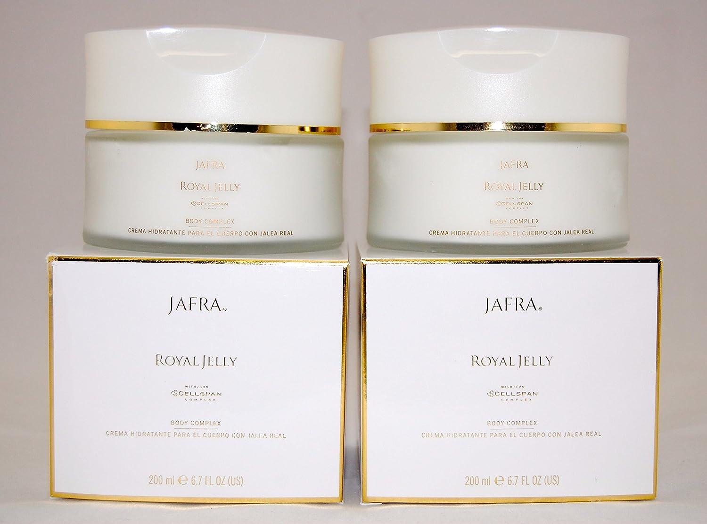 Jafra Royal Phoenix Mall Jelly Body Complex X Jars 6.7 Fl.oz. Very popular 2