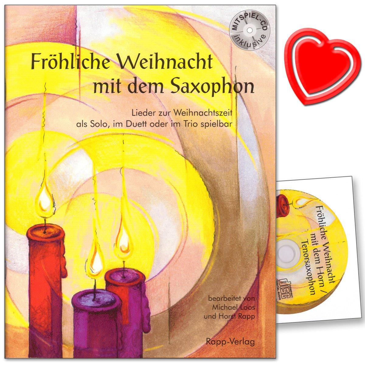Fröhliche Weihnacht mit dem Saxophon (Tenorsaxophon) - Lieder zur ...