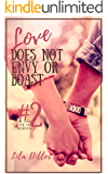 "Love Does Not Envy or Boast: (""Love is..."" series #2)"