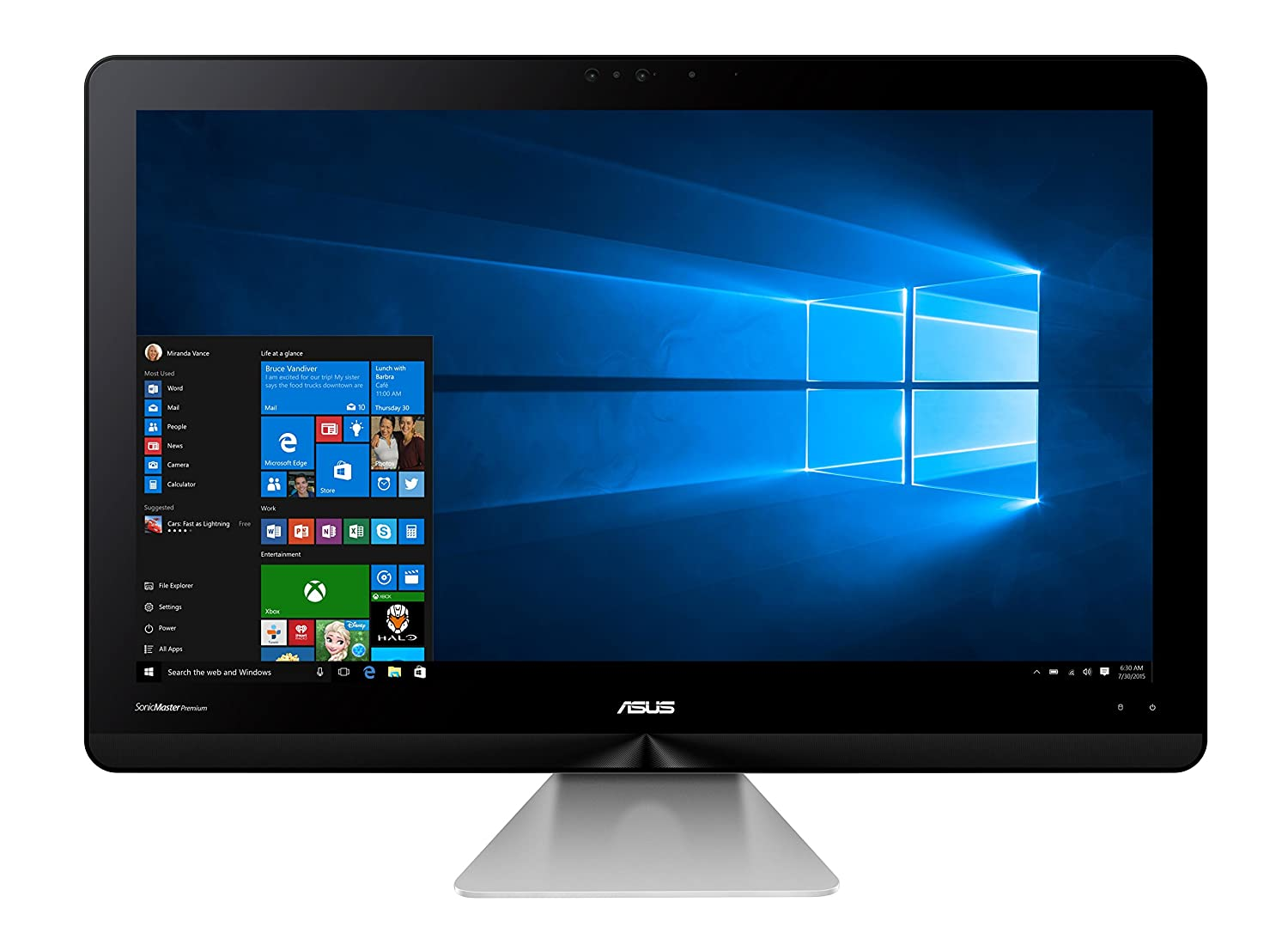 ASUS ZN241ICGK-RA050T - Ordenador sobremesa All-in-One 23.8