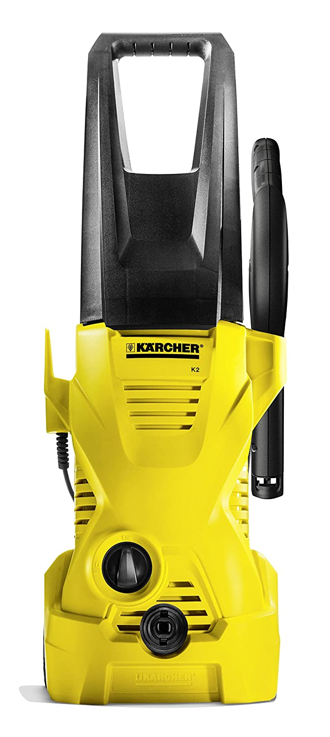 Karcher K2 Plus Electric Power Portable Pressure Washer, 1600 PSI, 1.25 GPM