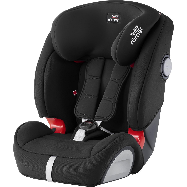 Britax Römer EVOLVA 1-2-3 Group 1-2-3 (9-36kg) Car Seat - Cosmos Black Britax Romer 2000024691