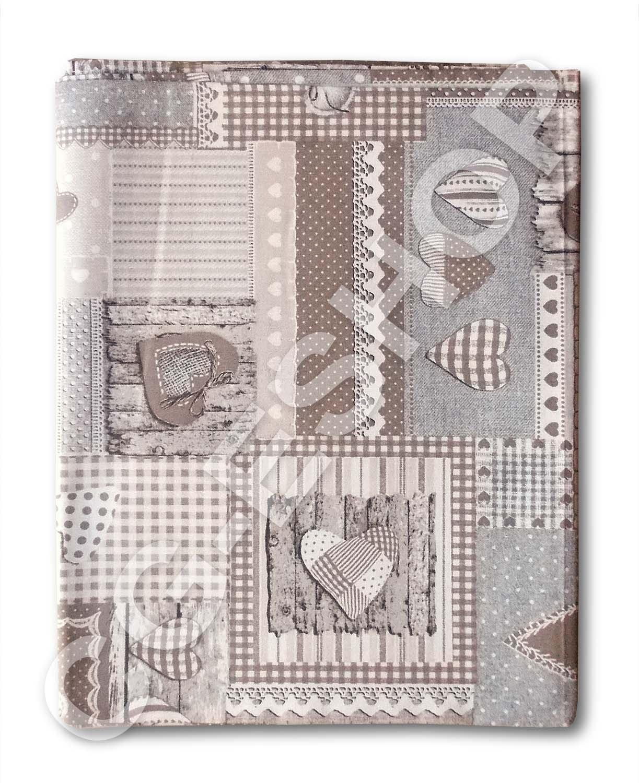 Confezioni Giuliana TOVAGLIA Cotone TIRANO Beige 140x140/180/240/300/360 90x90 Runner (140x140)
