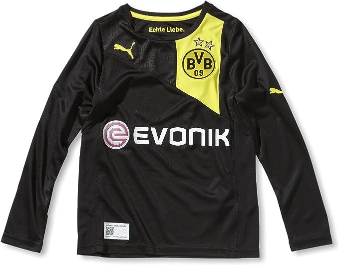 PUMA - Camiseta de fútbol Sala Infantil, tamaño 140 UK, Color ...