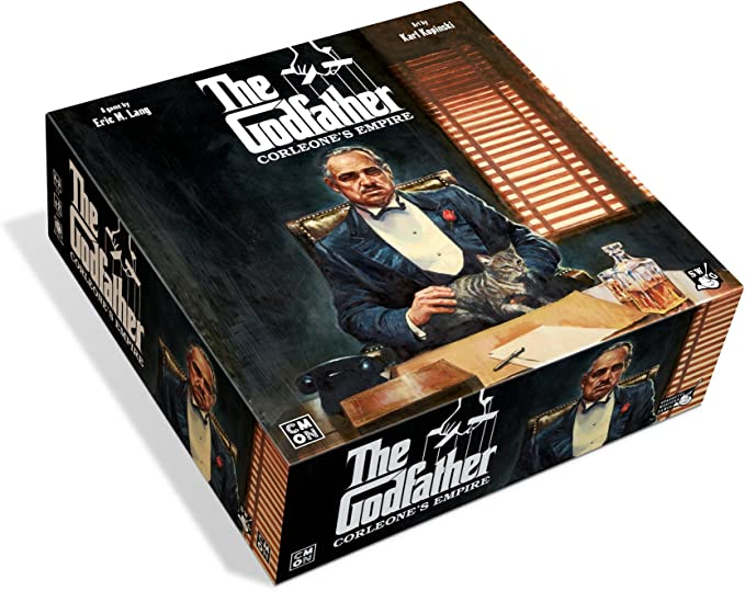 The Godfather The Board Game - English: Amazon.es: Juguetes y juegos