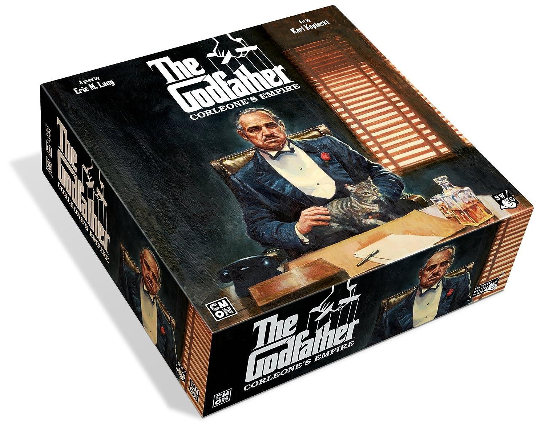 The Godfather The Board Game - English: Amazon.es: Juguetes y juegos