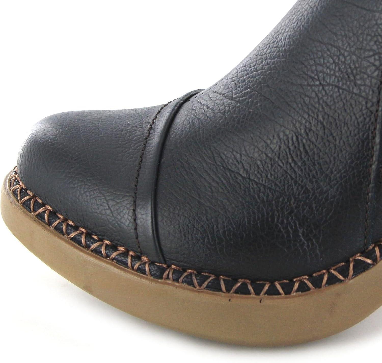 FB Fashion BootsSol - Stivali Chukka Donna Nero