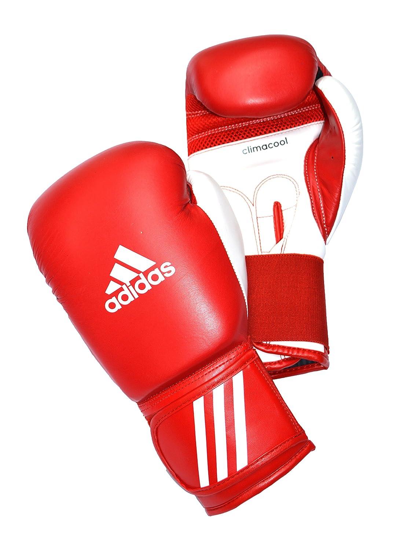 Adidas Performer Boxing Gloves - 16 oz. - Black/White ADIBC01