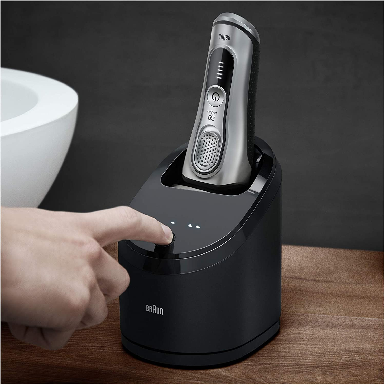 Braun Clean&Renew Cartuchos de recarga para afeitadora eléctrica ...