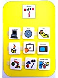 Visual Activity Choice Board AAC (Picture Communication Symbols)