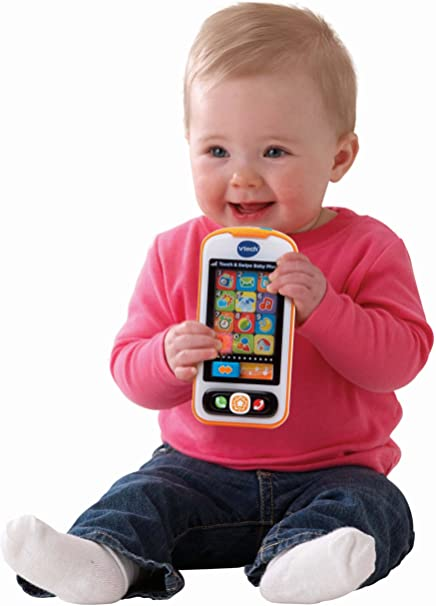 14 Mode Educational Smart Phone Toy Touch Screen Mobile for Child Kid Baby 3+Yea