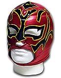 Máscara de lucha libra mexicana de Estrella Fugaz tamaño adulto