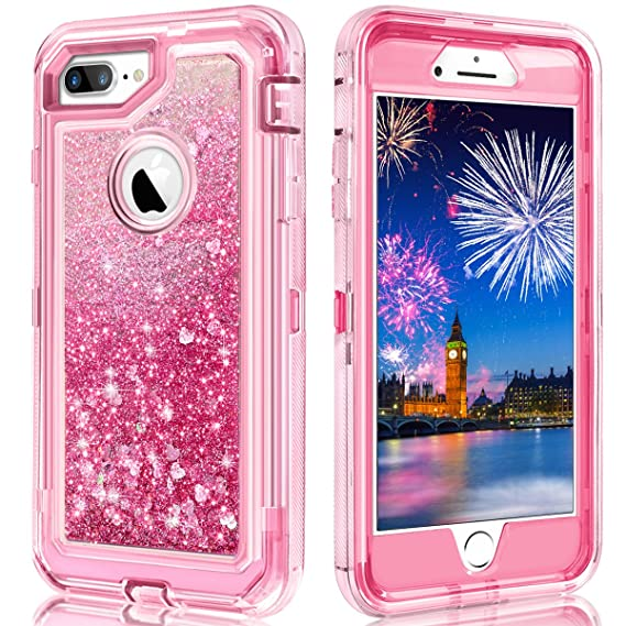 iphone 8 360 case pink