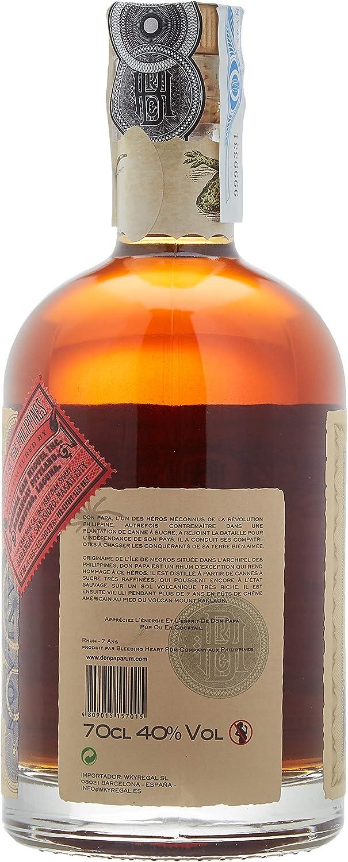 Don Papa Don Papa Rum 7 Years Old 40% Vol. 0,7L In Tinbox ...
