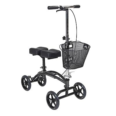 Drive Medical 796 Dual Pad Steerable Knee Walker