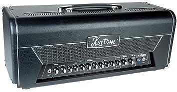 KUSTOM HV100THD Amplificador para guitarra 100 W RMS