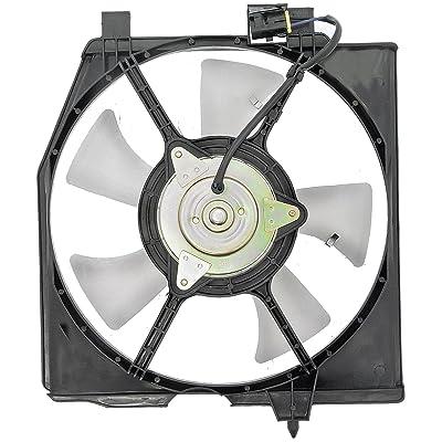 Dorman 620-755 Radiator Fan Assembly: Automotive