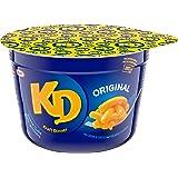 Kraft Dinner Snack Cups Original Macaroni & Cheese 58g Cups (Pack of 10)