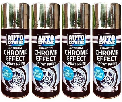 Auto Extreme Aerosol Spray Paint Gloss Matt Satin Primer Finish Tint  Automotive Metal Interior Exterior Car Van Bike Fast Drying Spray Paint Can