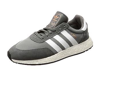 adidas I-5923, Chaussures de Fitness Homme, Blanc (Ftwbla/Negbás/Cobmet 000), 49 1/3 EU