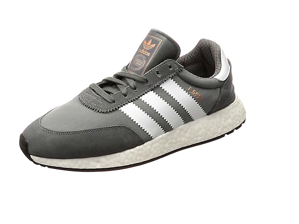 Gris Chaussures de Fitness adidas Runner Iniki 38 EU Homme qZEwtY