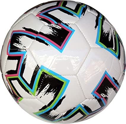 Balón o Pelota Fútbol Color Blanco: Amazon.es: Deportes y aire libre