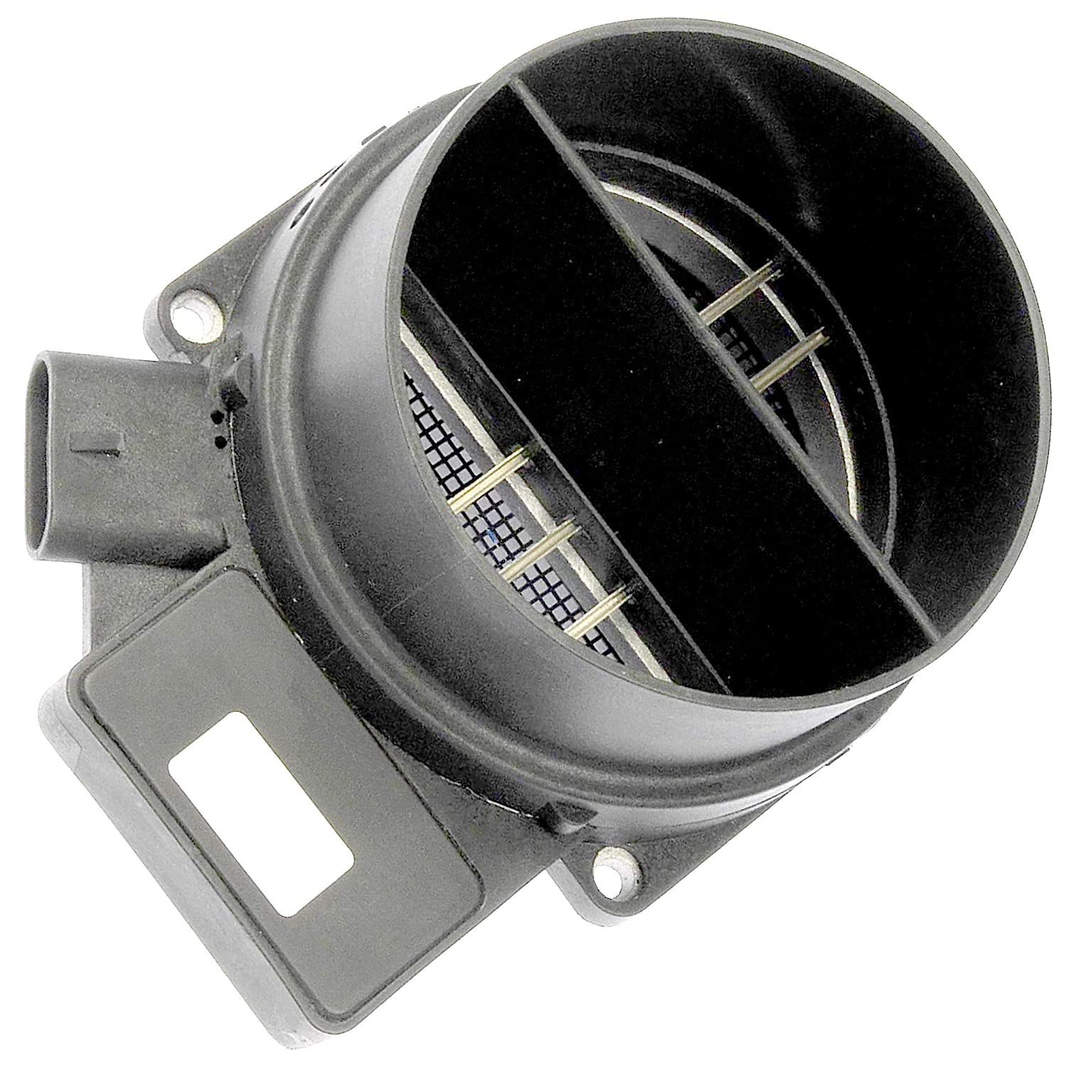 APDTY 028937 Mass Air Flow Sensor MAF Full Assembly Fits Numerous GM Vehicles