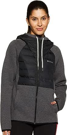 Columbia Northern Comfort Hybrid Sudadera con capucha para mujer