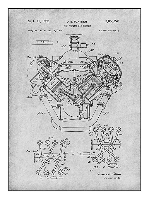 Plymouth Engine Diagram