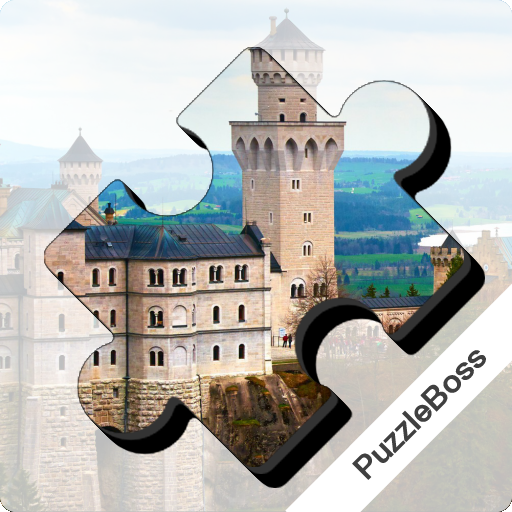 Castle Jigsaw Puzzles (Sony 260)