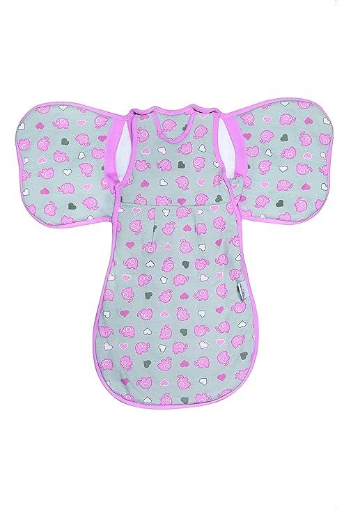 SlumberWings - Saco de dormir para bebé (para todo el año, 2,5