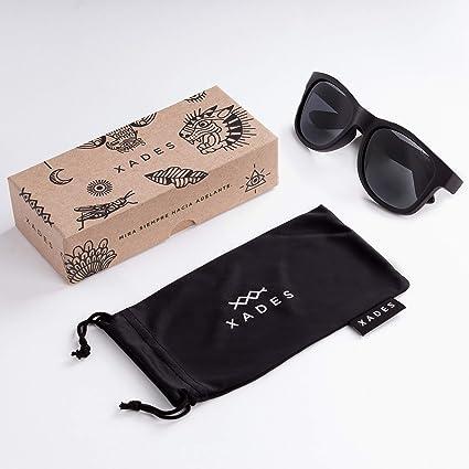 Amazon.com: Gafas de sol polarizadas Xades para hombres y ...