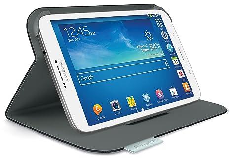 Amazon.com: Logitech Folio para Samsung Galaxy Tab 3 8 ...