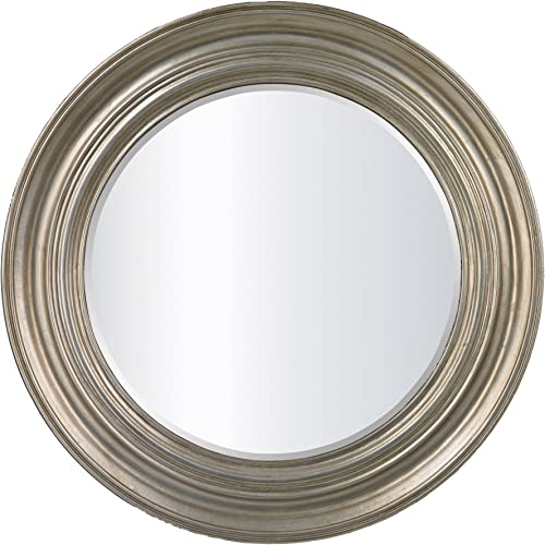 Sterling Industries 115-09 Mirror, One Size, Silver Leaf