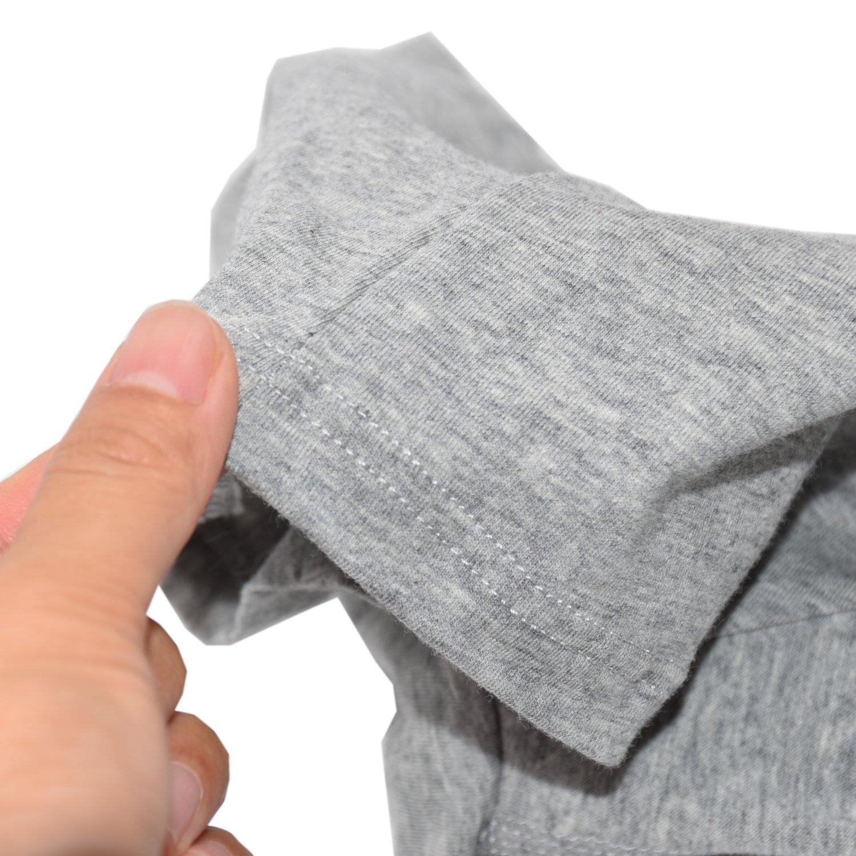 VeaRin Boys Cotton Underwear Boxer Briefs Underwear 4 Pack