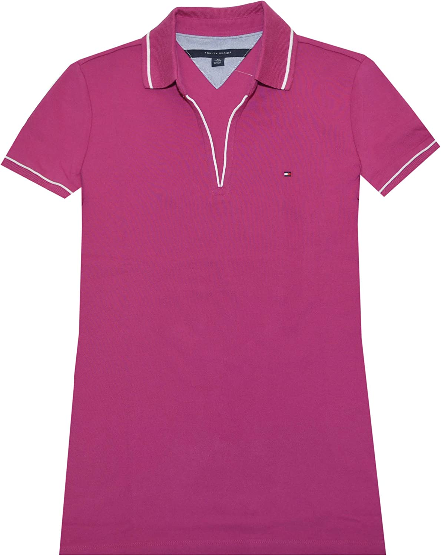 women's polo t shirts v neck