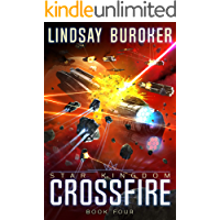 Crossfire (Star Kingdom Book 4)