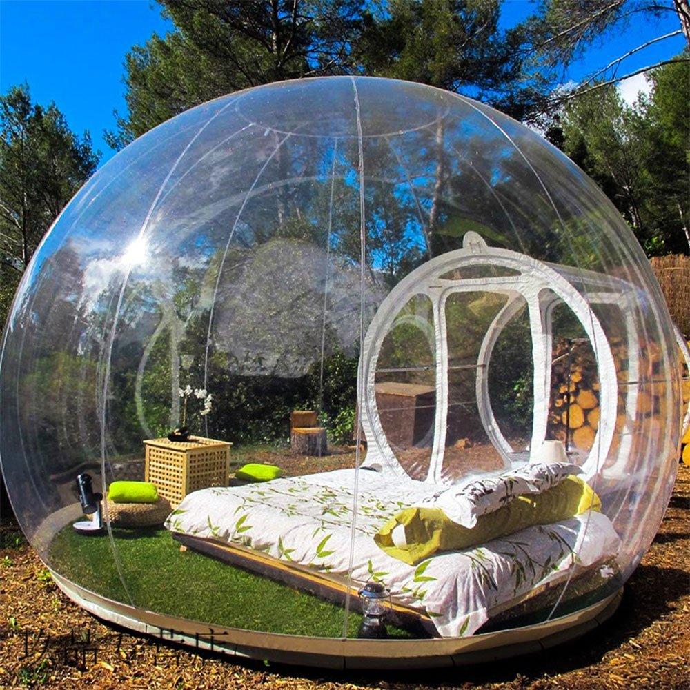 Rsen Tienda de campaña hinchable de burbujas, tienda de campaña ...