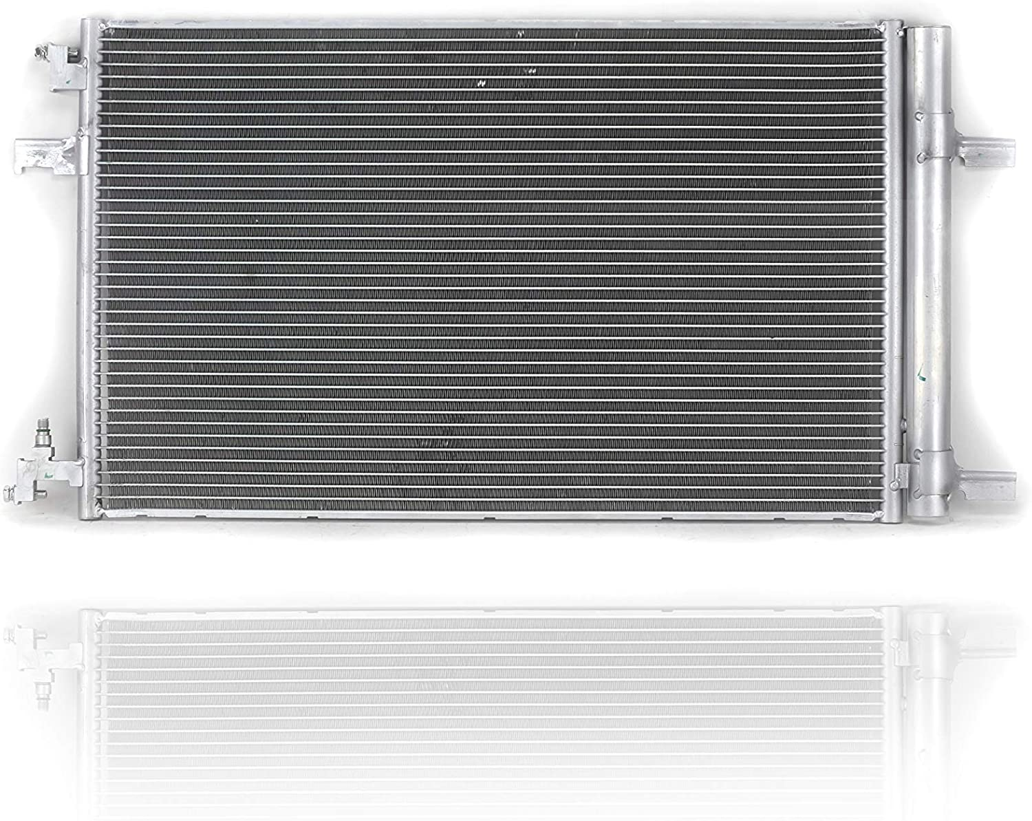 A-C Condenser PACIFIC BEST INC For//Fit 10-16 Buick LaCrosse 11-15 Chevrolet Cruze 16-16 Cruze Limited 23305638 With Receiver /& Dryer