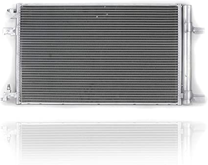 PACIFIC BEST INC A-C Condenser With Receiver /& Dryer 23305638 For//Fit 10-16 Buick LaCrosse 11-15 Chevrolet Cruze 16-16 Cruze Limited