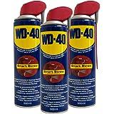4 Dosen WD-40 Smart Straw 450ml Multifunktionsspray