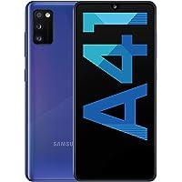 "Samsung Galaxy A41 - Smartphone 6.1"" Super AMOLED (4GB RAM, 64GB ROM), Azul [Versión española]"
