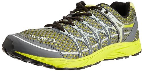 Merrell J41033 - Zapatillas para correr para hombre, Multicolor (Grau (CASTLE ROCK)), 42: Amazon.es: Zapatos y complementos