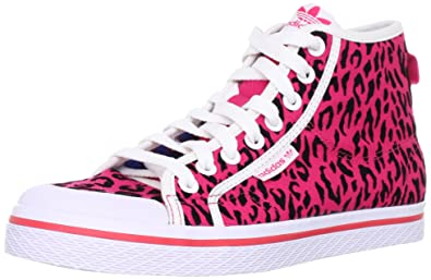 Adidas Honey Mid Femme Baskets Mode Rose: Amazon.fr ...